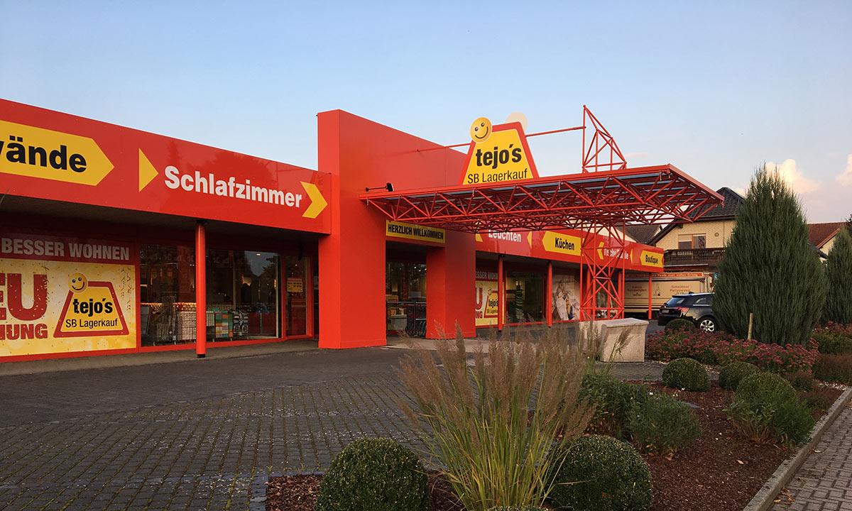 Tejos Sb Lagerkauf In Schwalmstadt Lädt Zum Sonntagsverkauf Ein