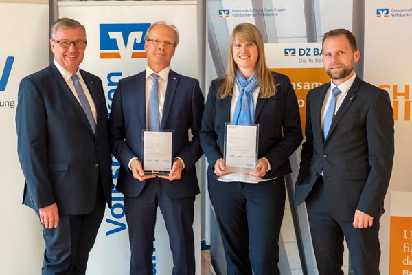 Vr Bank Hessenland Erhalt Vier Jahre In Folge Auszeichnung Bester Fordermittelberater Nh24 De