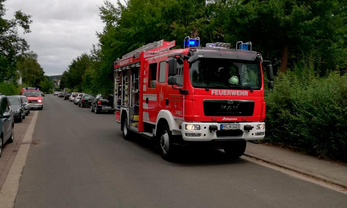 Feuerwehr Neustadt Hessen
